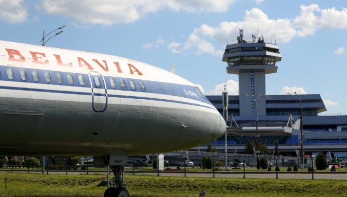 ES varētu slēgt savu gaisa telpu un lidostas Baltkrievijas aviokompānijām