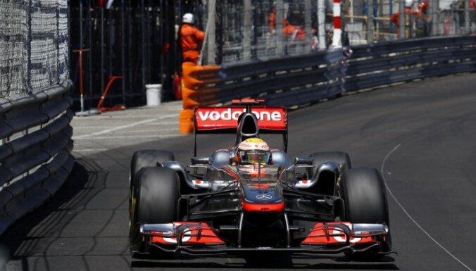 Хэмилтон — седьмой победитель гонки Ф-1 с начала сезона