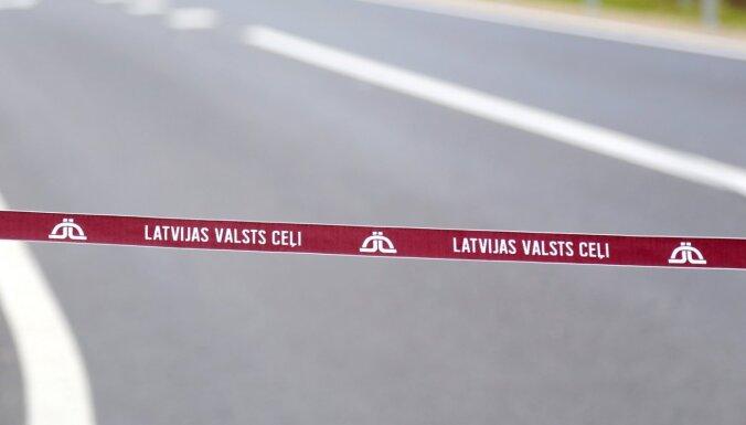Uz Valmieras šosejas sāk ierīkot akustiskās ribjoslas; tam tērēs 177 624 eiro