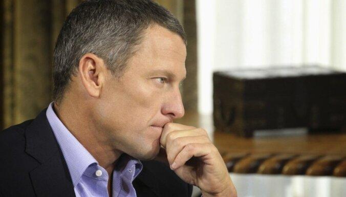 Армстронг: я не заслуживаю пожизненной дисквалификации