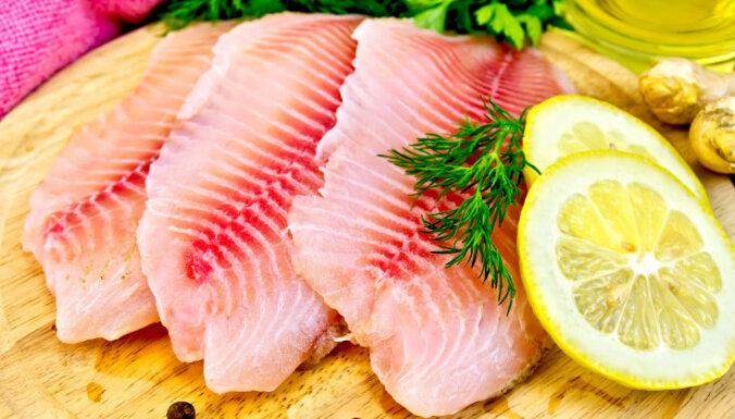Zivs marinādes recepte bez etiķa