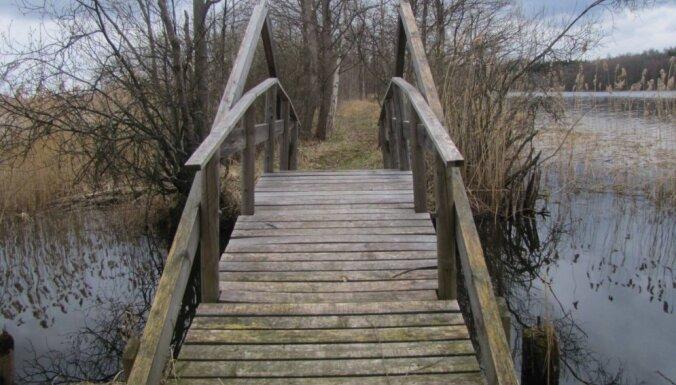 Ideja atpūtai dabā: romantiskā Dziļezera – Riebezera taka