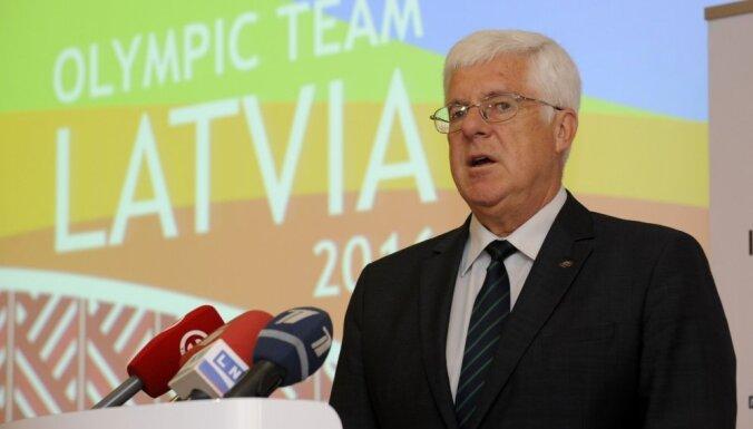 LOK: informācijas trūkums Brokas lietā rada draudus ziedojumu piesaistei sporta organizācijām