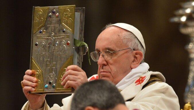 Папа Римский признал наличие гей-лобби в Ватикане