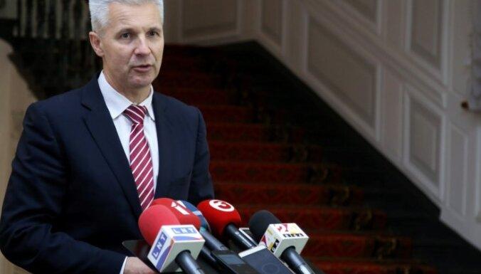 Пабрикс: внеочередные выборы Сейма не облегчат процесс формирования правительства