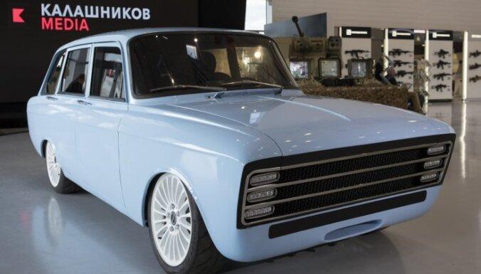 """""""Калашников"""" создаст конкурента Tesla на базе ИЖ """"Комби"""""""