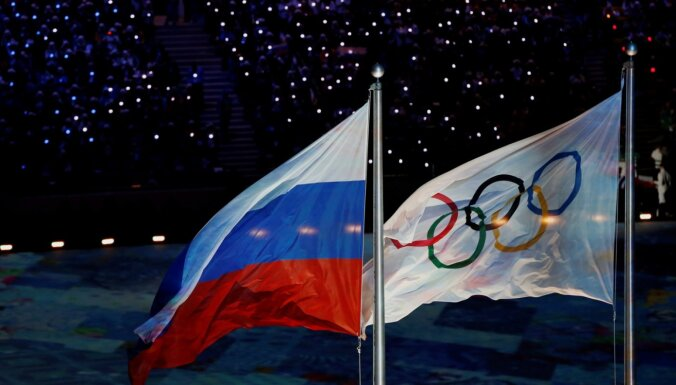 Rodčenkovs: Krievijas sportistiem būtu jāliedz dalība Tokijas olimpiādē
