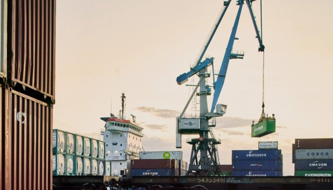Latvijas transporta dienās Zviedrijā prezentēja tranzīta koridora priekšrocības