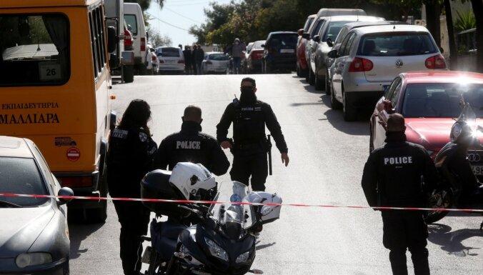 Grieķijā ar sešiem šāvieniem nogalināts pieredzējis krimināllietu žurnālists