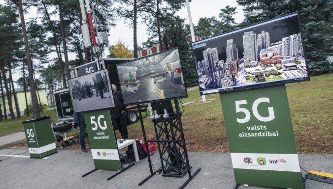 Ādažu bāzē atklāj aizsardzības inovāciju 5G testa vidi