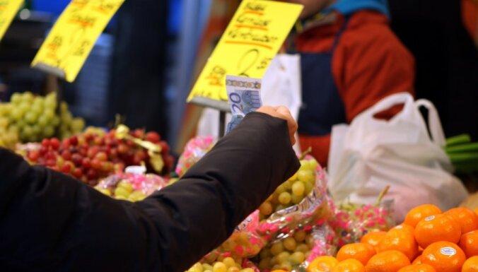 ЦЗПП надеется, что торговцы не будут жульничать с ценами в евро