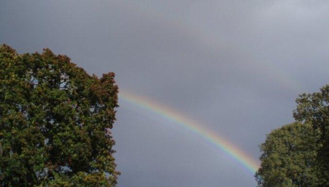 Dienas otrajā pusē Latgalē gaidāms stiprs lietus