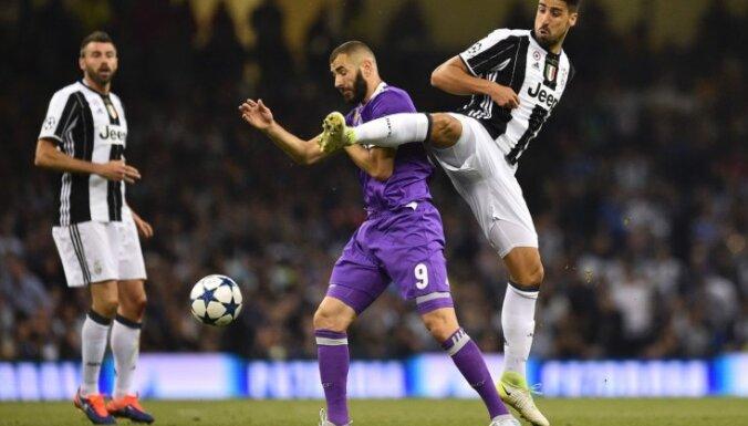 Dažu minūšu laikā izpārdod UEFA Čempionu līgas spēli starp 'Real Madrid' un 'Juventus'