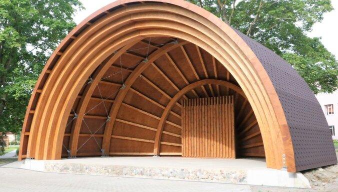 Piešķir 1,5 miljonu eiro kredītu līmētā koka būvkonstrukciju ražotāja 'IKTK' attīstībai