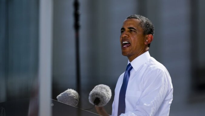 Āris Jansons: Obama dusmojas