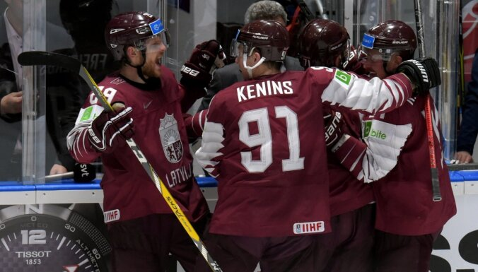 Сегодня в Риге стартует чемпионат мира по хоккею: Латвия вечером сыграет против Канады