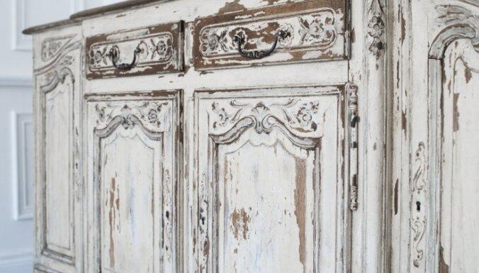 Piešķir jaunu dzīvi vecām lietām – priekšlikumi dažādu mēbeļu atjaunošanai