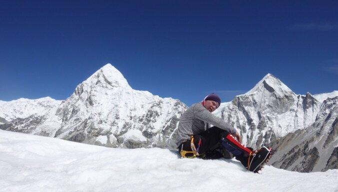 Juris Alberts Ulmanis: Kā es neuzkāpu Everestā