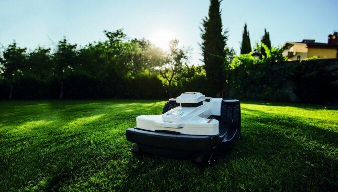 Идеальный газон без кротов: зачем вам нужен робот-газонокосилка?