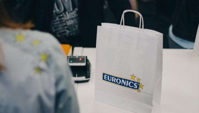 'Euronics Latvia' pērn palielinājis peļņu līdz 1,14 miljoniem eiro