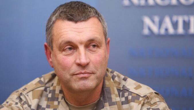 Новый командующий НВС: агрессор не сможет победить без поддержки оккупированного народа