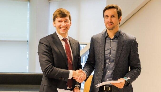 LFF un LFV vienojas par jaunu līgumu uz trim gadiem
