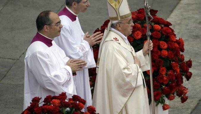 Иоанн Павел II и Иоанн XXIII причислены к лику святых (ФОТО)