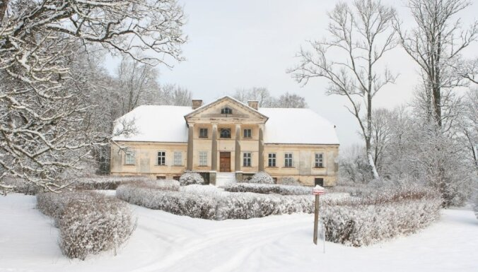 Ceļojums laikā: Gleznainā skotu lorda villa Kurzemē – Padures muiža