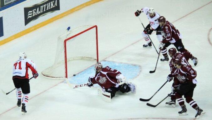 Rīgas Dinamo - Avangard