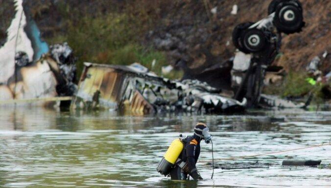 'Lokomotiv' aviokatastrofa: zināms traģēdijas iemesls