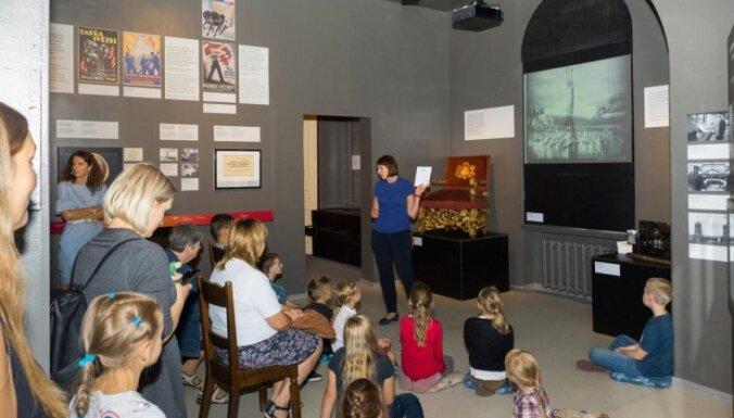 Latvijas Nacionālais vēstures muzejs rudens brīvlaikā aicina uz nodarbībām skolēniem