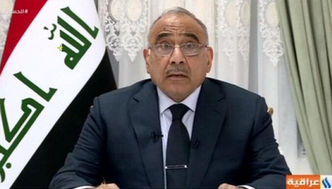 Массовые протесты в Ираке: десятки погибших, сотни пострадавших