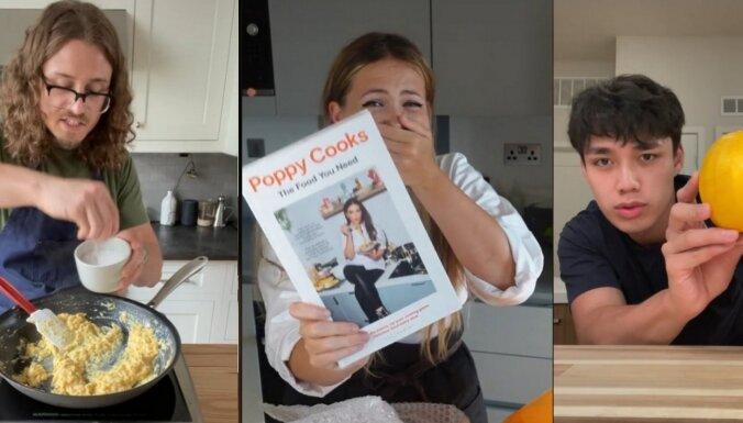 Кулинарные блогеры заполонили TikTok. Что они готовят?