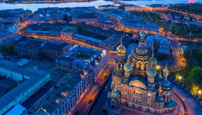 Sākot ar 2023. gadu, F-1 sacensības Krievijā tiks aizvadītas Sanktpēterburgā