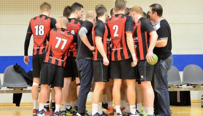 'Tenax' un 'Celtnieks' ar uzvarām sāk Baltijas handbola līgas jauno sezonu