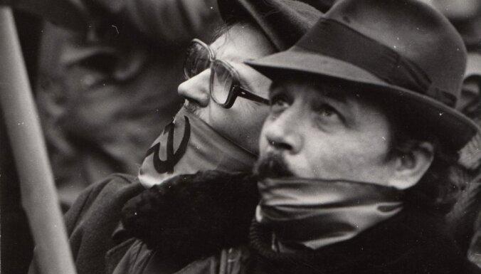 Tautas frontes muzejā notiks pasākums par Atmodas laika žurnālistiku