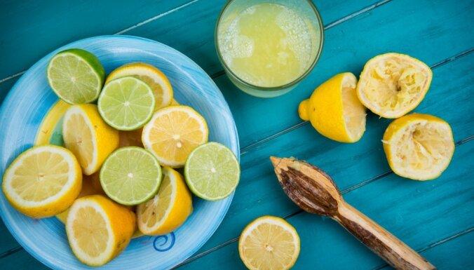 Veselīgs citrons