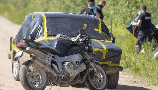 Divu cilvēku nogalinātājs Igaunijā bija bez iepriekšēja motīva un apreibinājies
