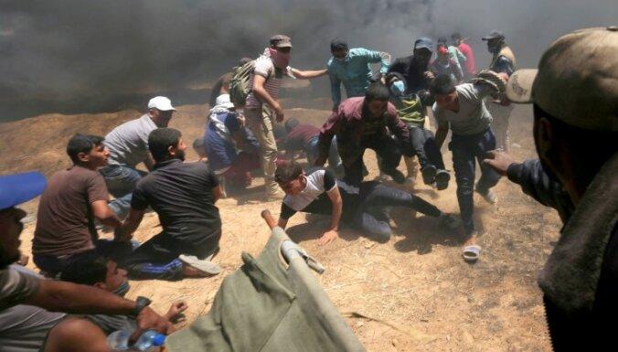 Vairums jauno izraēliešu un palestīniešu uzskata, ka konflikts nekad nebeigsies
