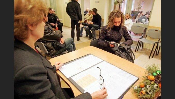 В марте 117 000 безработных не получали пособия