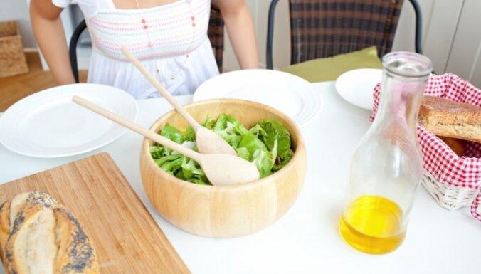 Veselīga uztura ieteikumi grūtniecēm pavasarī