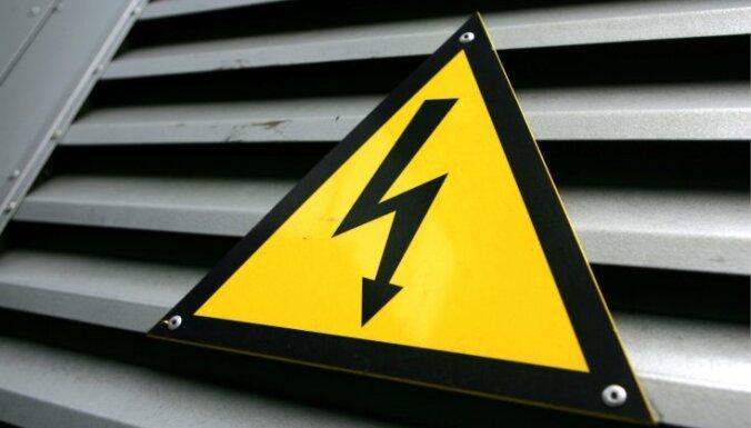 Латвийцам приходится считаться с ростом цен на электроэнергию