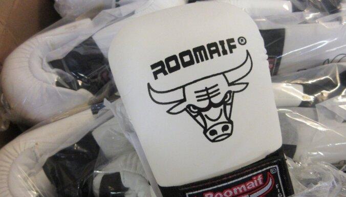 ФОТО. Таможня изъяла контрафактные товары для бокса и велоспорта