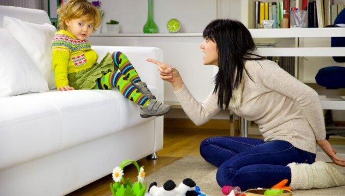 10 veidi, kā bērna acīs nepazaudēt vecāku autoritāti