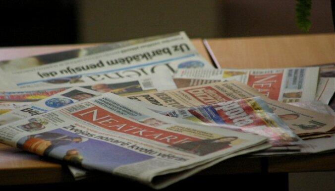 Lielo pilsētu asociācija dusmīga: Mediju pamatnostādnēs nav iekļauts pašvaldību viedoklis