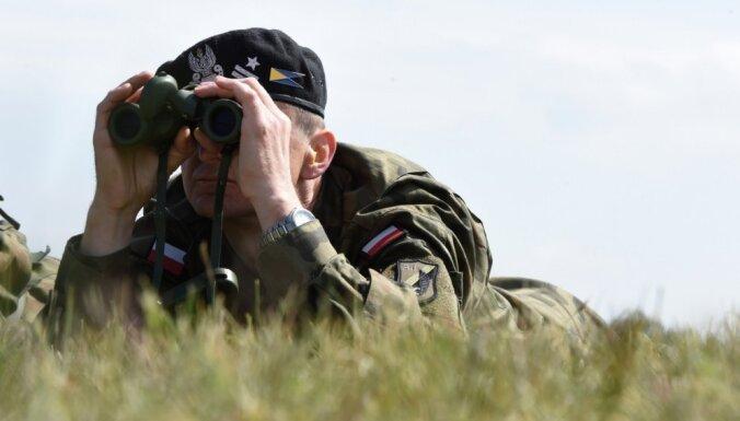 Польша готова присоединиться к миссии США в Ормузском проливе