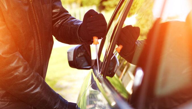 Наиболее часто угоняемые машины в Латвии — BMW, Toyota, Audi и VW