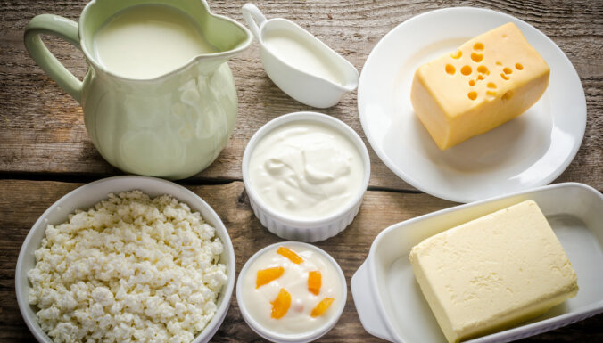 Еврокомиссия разработает решения для поддержки молочной отрасли Латвии