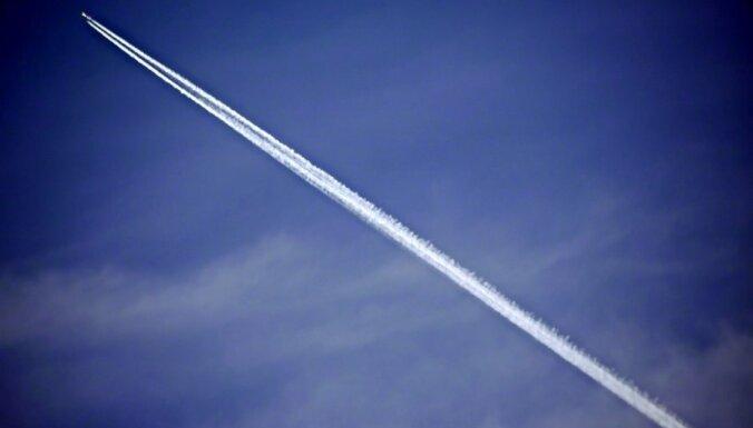 'Latvijas Gaisa satiksme': Krievijas plānotā raķešu pārbaude apgrūtinās pasažieru aviopārvadājumus
