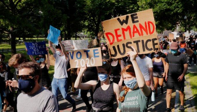 Facebook не обнаружил следов иностранного вмешательства в протесты США